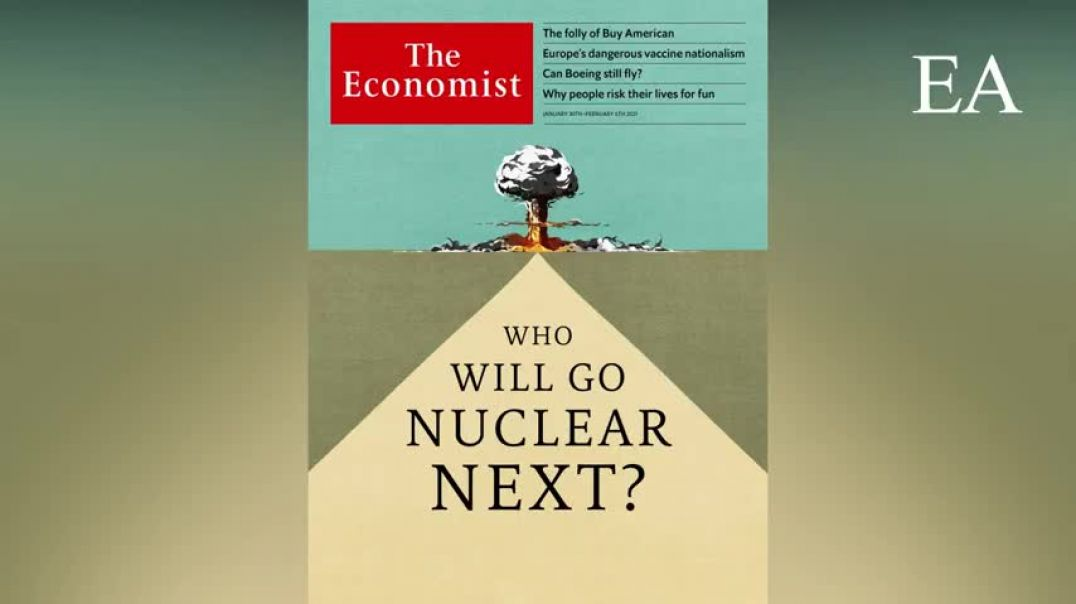 THE ECONOMIST ANUNCIA UN IMPACTANTE EVENTO EN 2021