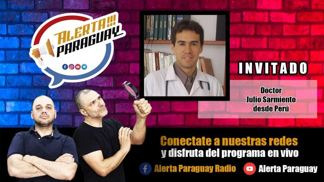 Entrevista con el Dr. Julio Sarmiento desde Perú