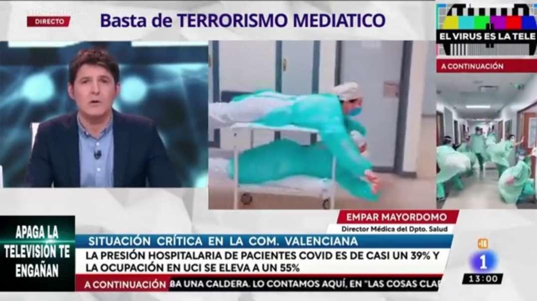 ⭕ EL DOCUMENTAL QUE ESTA DESTAPANDO EL FALSO COLAPSO SANITARIO