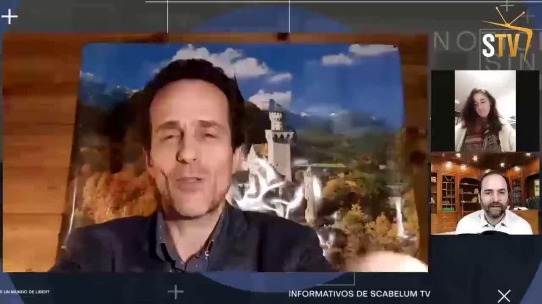 INTERVENCIÓN DE LA DRA. NATALIA PREGO Y EL DR. ANGEL RUIZ VALDEPEÑAS EN SCABELUM TV