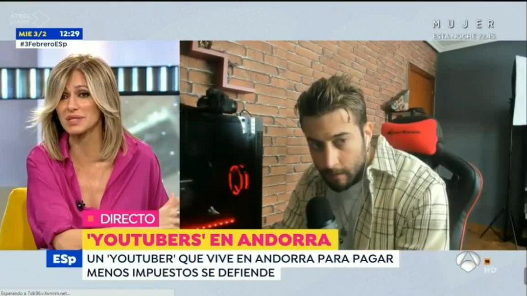 ⛔Roma gallardo calla la boca a antena 3 y hace tragar saliva a Susana Griso!