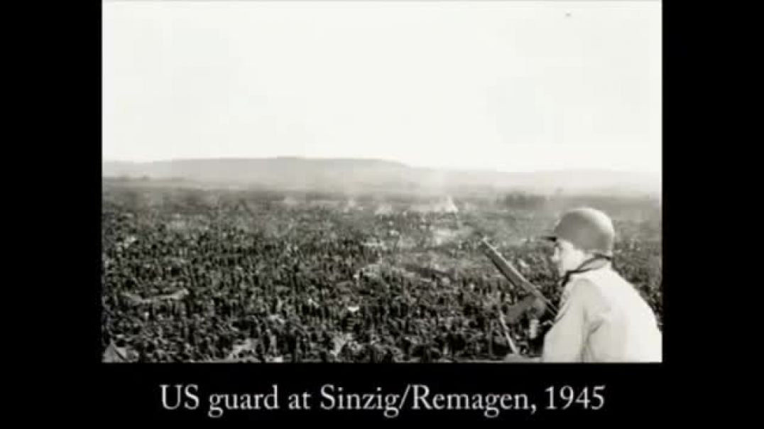Olvidados por la Historia - Los Campos de la Muerte de Eisenhower.