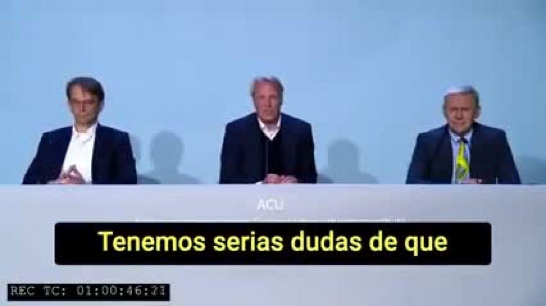 ALEMANIA CONTRA LA FALSA PANDEMIA Y LA DICTADURA SATANICA DE LA ELITE