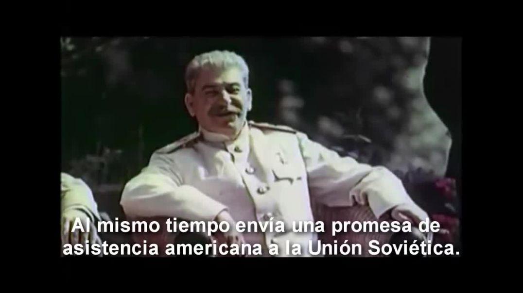 Adolf Hitler explica la declaración de la guerra a EEUU.