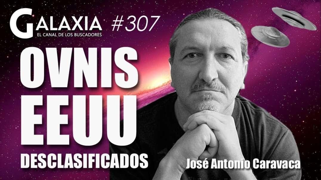 GALAXIA #308: [Desclasificado] OVNIS EEUU ? - INFOXICADOS - Tu Alma Gemela