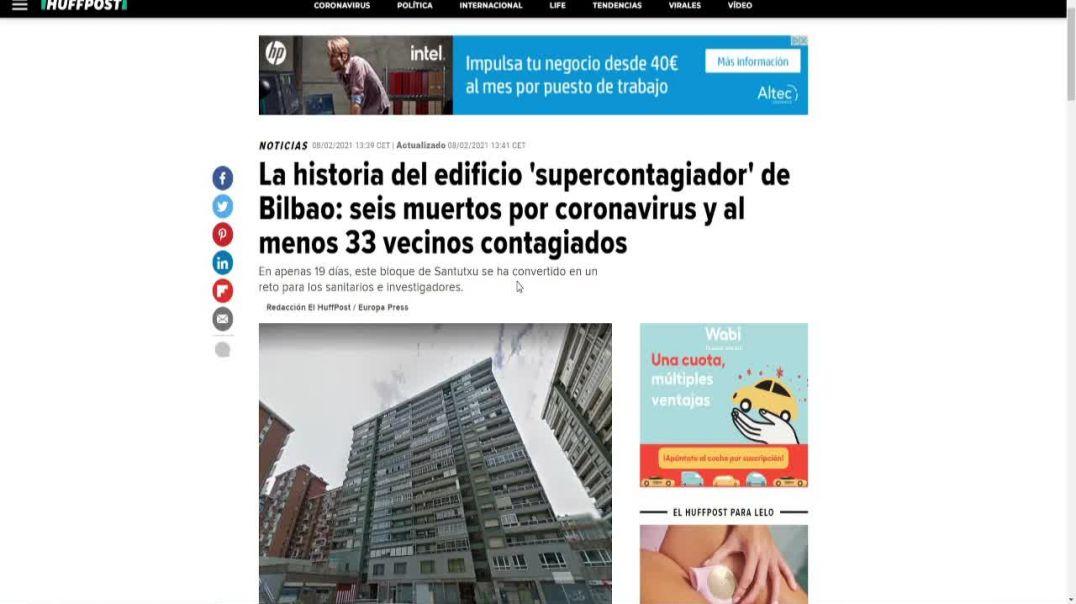 EL EDIFICIO SUPERCONTAGIADOR DE BILBAO   MISTERIO RESUELTO