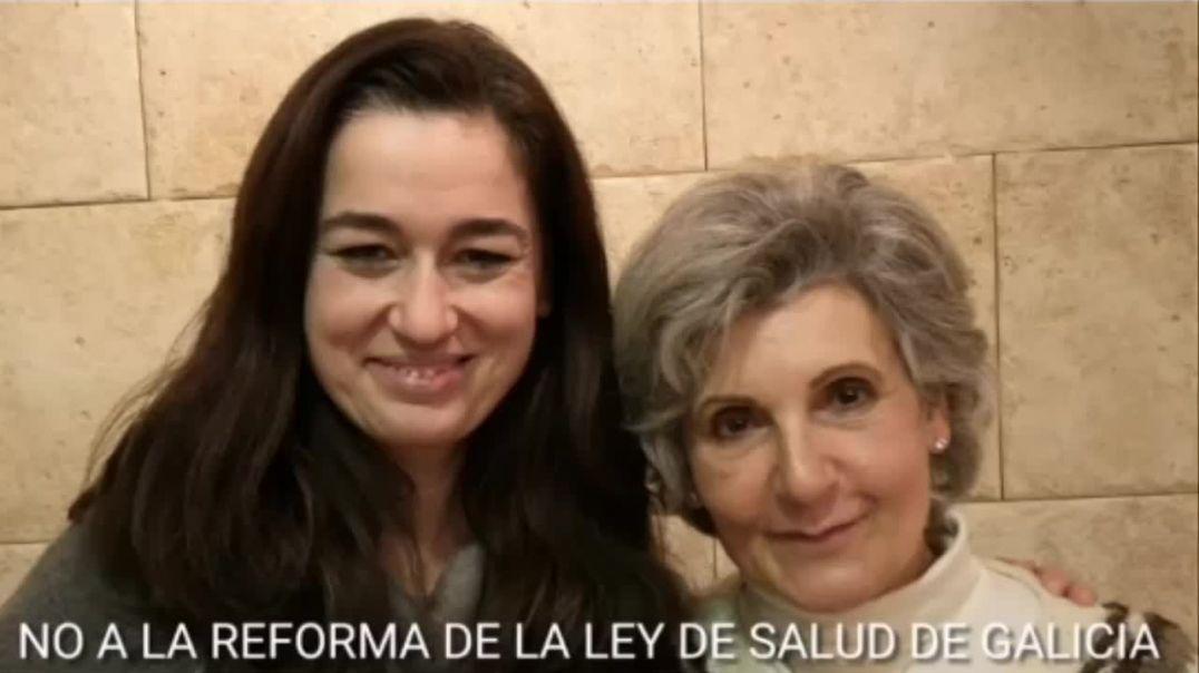 NO A LA REFORMA DE LA LEY DE SALUD - DRA MARTÍNEZ ALBARRACÍN