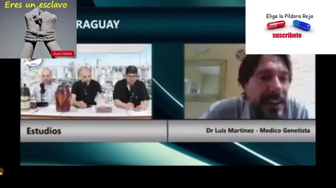 """Doctor Luis Marcelo Martínez: """"HAY MUCHOS MÉDICOS SIN HONOR"""""""