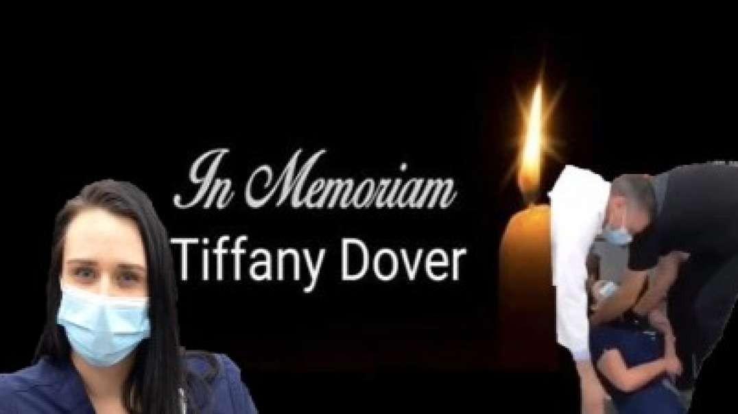 "TIFFANY DOVER MURIÓ TRAS RECIBIR LA ""VACUNA COVID"""
