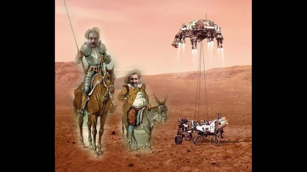 Parte 23 - El Quijote en Marte - Las aventuras del último Don Quijote