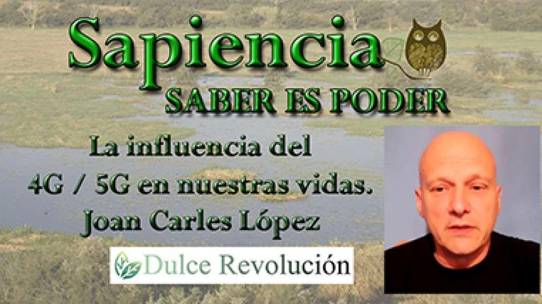 Joan Carles López-Como afecta el 4G  5G en nuestras vidas.
