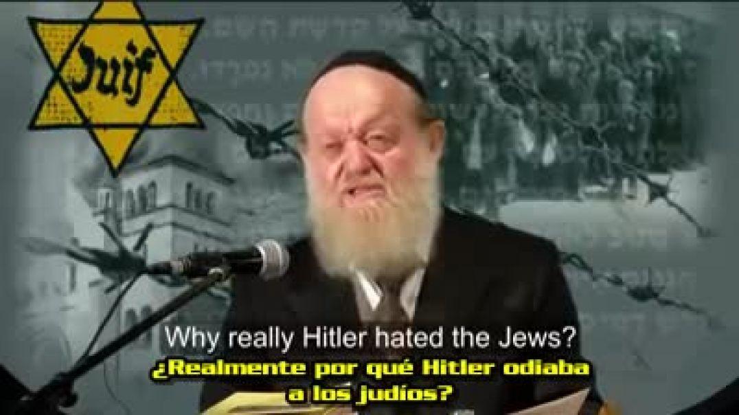 Rabino Yosef Tzvi ben Porat - ¿Por qué Hitler odiaba a los Judíos?.