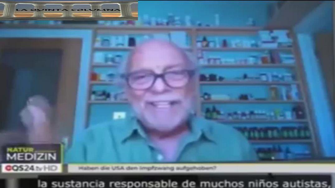 DR. ALEMÁN DESVELA OSCURA AGENDA TRAS LA VACUNA