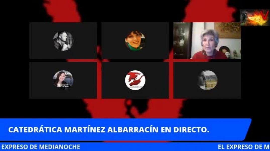 ⛔SOBRE LA VACUNA - DRA. MARÍA JOSÉ MARTÍNEZ ALBARRACÍN, LICENCIADA EN MEDICINA Y CIRUGÍA.