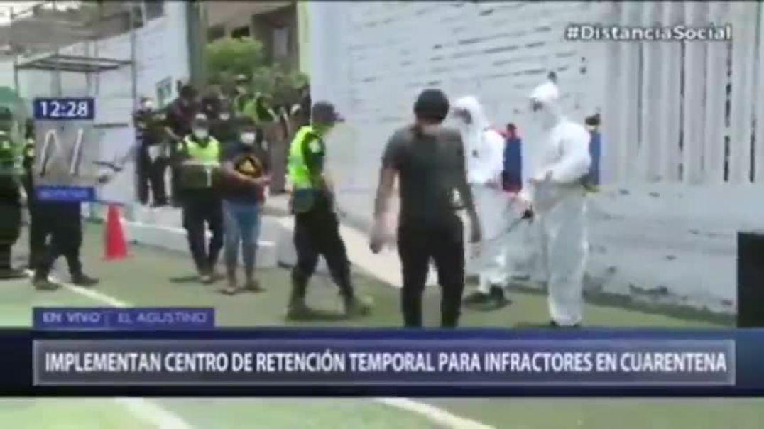 ⛔SE IMPLEMENTAN CENTROS DE AISLAMIENTO PARA DISIDENTES