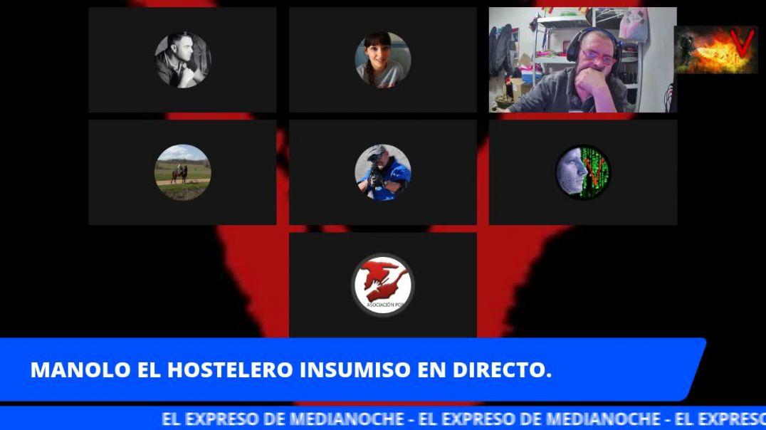 11_02_2020 Entrevista en El Expreso de Medianoche