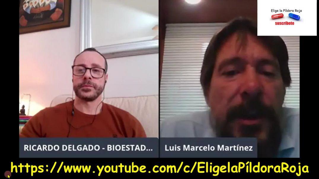 """DOCTOR LUIS MARCELO MARTÍNEZ: """"LA VACUNA GENERARÁ  CÁNCER"""""""