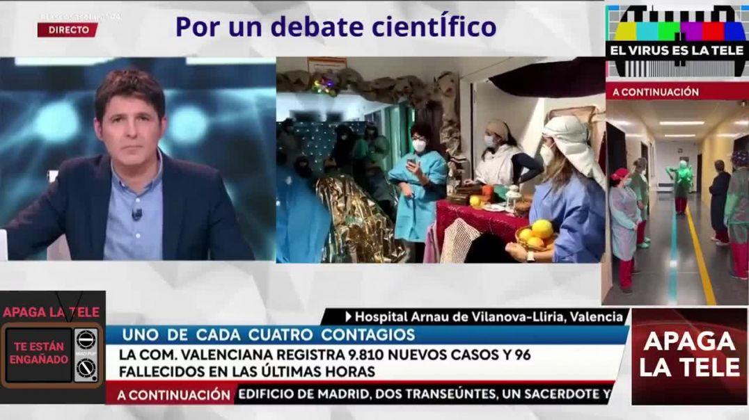 ⛔Terrorismo mediatico, exigimos un debate cientifico abierto en tve