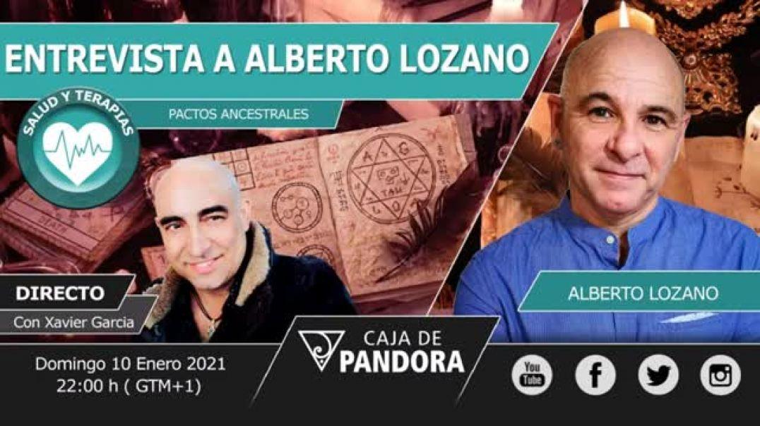 PACTOS Y ACUERDOS ANCESTRALES   ALBERTO LOZANO y XAVIER GARCIA[2]