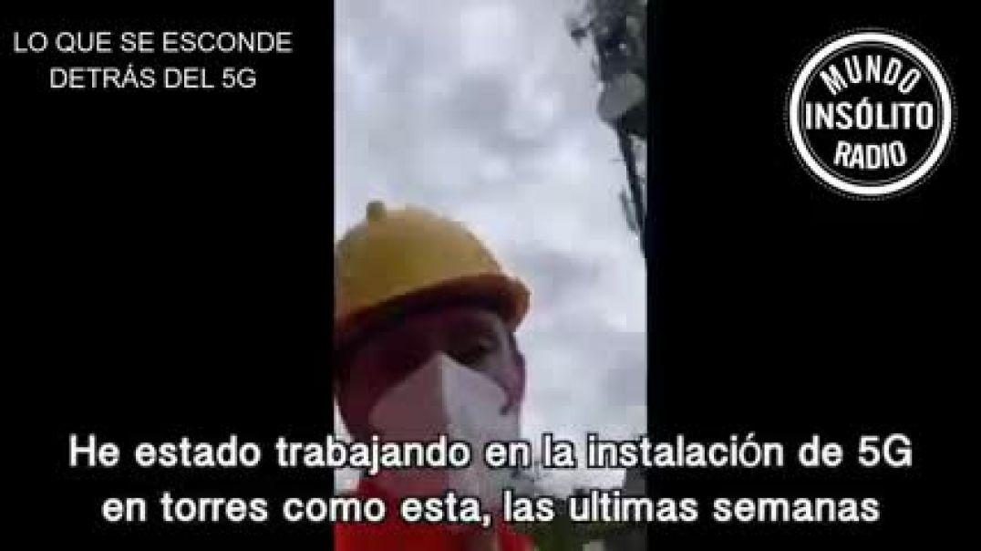 LO QUE SE ESCONDE DETRÁS DEL 5G