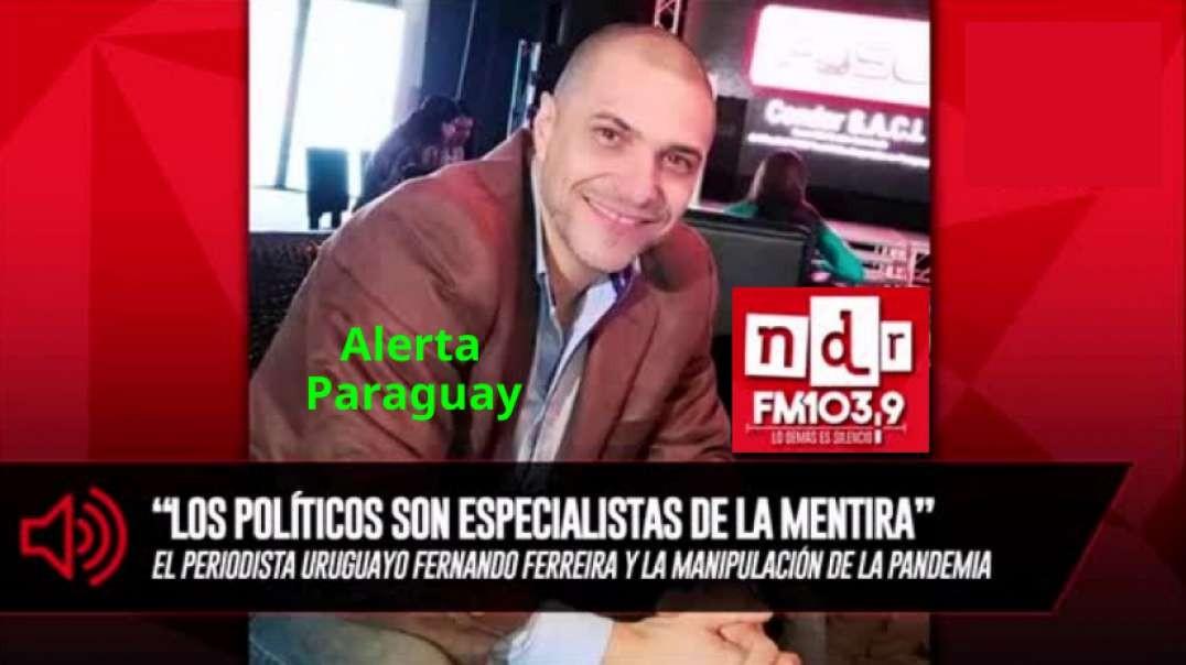 El cóctel venenoso en Paraguay, Uruguay y Argentina - Finales 2020