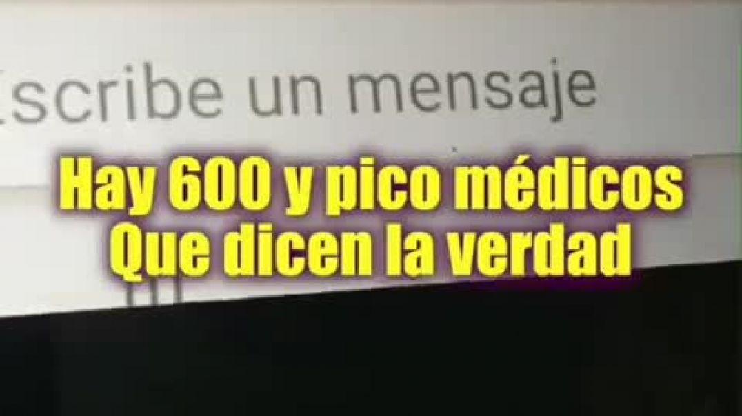 TESTIMONIO DE DOCTORA GRABADA  ADMITE QUE CUMPLEN ORDENES DE ARRIBA Y QUE NO SABE QUE HACER POR MIED