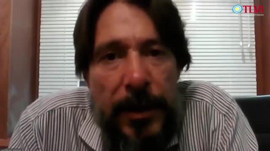 Dr. MARCELO MARTINEZ: Las Vacunas contra COVID-19 pueden esterilizar a hombres y mujeres.
