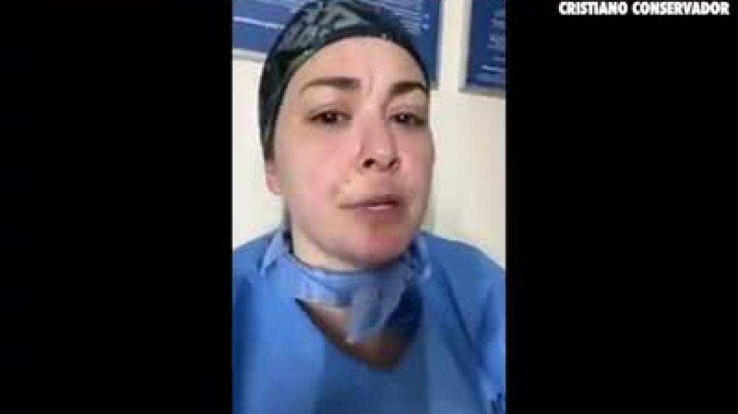 Una enfermera de Nueva York cuenta cómo mueren los pacientes
