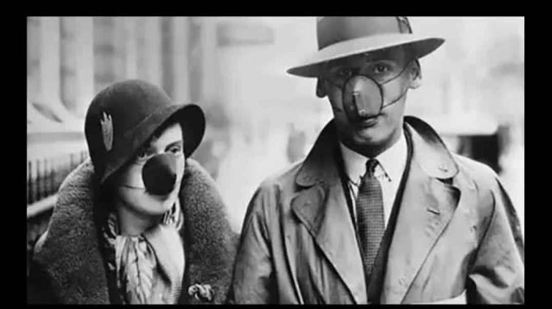 EL ENGAÑO DEL COVID NO ES ALGO NUEVO. AÑO 1918