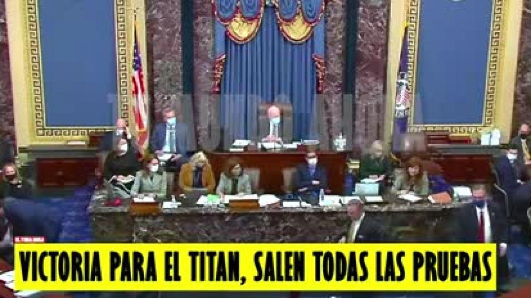 ⛔️Triunfo de Trump Justice is coming