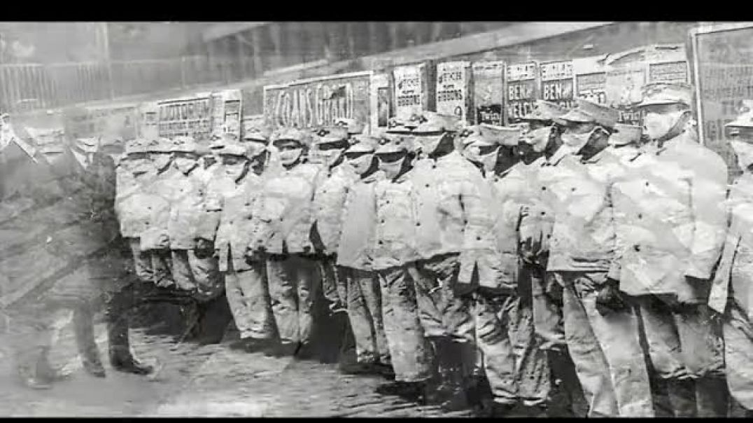 covid19 del 1918 y covid de 2019 los engaños mas grandes hacia la humanidad