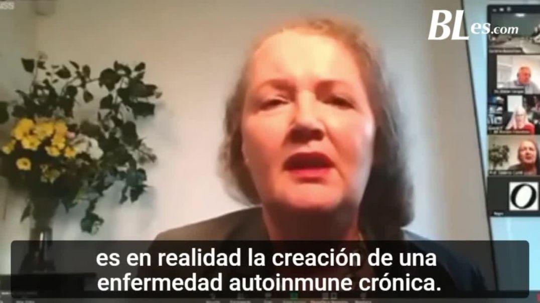 ✅ EFECTOS A CORTO, MEDIO Y LARGO PLAZO DE LA ''VACUNA'' Dra DOLORES CAHILL ✅