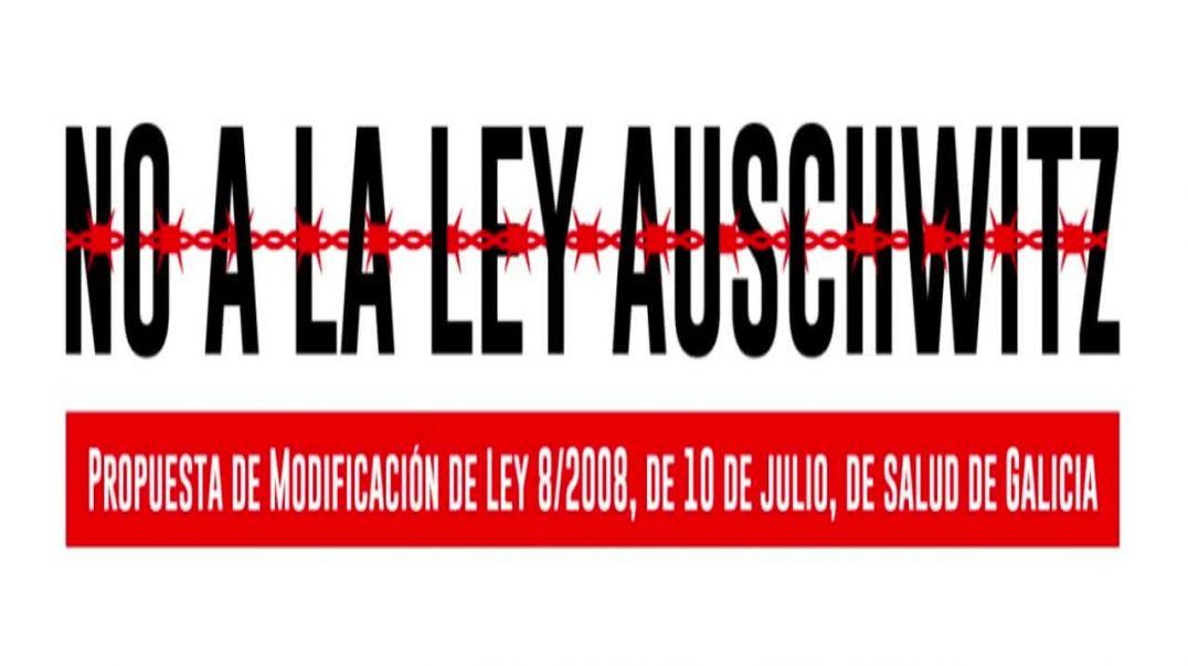 NO A LOS CENTROS DE AISLAMIENTO EN ESPAÑA | NO A CAMPOS DE CONCENTRACIÓN |NO A LA LEY AUSCHWITZ
