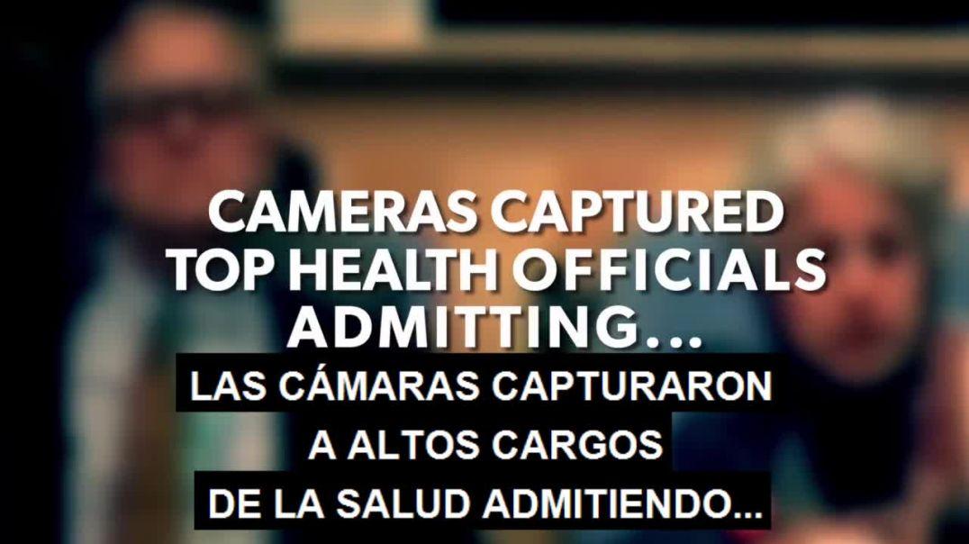 Altos cargos de la OMS reconocieron que las vacunas no son seguras.