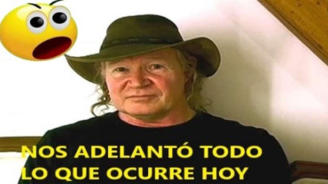 """BILL RYAN NOS CONTÓ EN 2010 LOS PLANES DE LA ÉLITE GRACIAS A UN """"CHIVATO"""""""