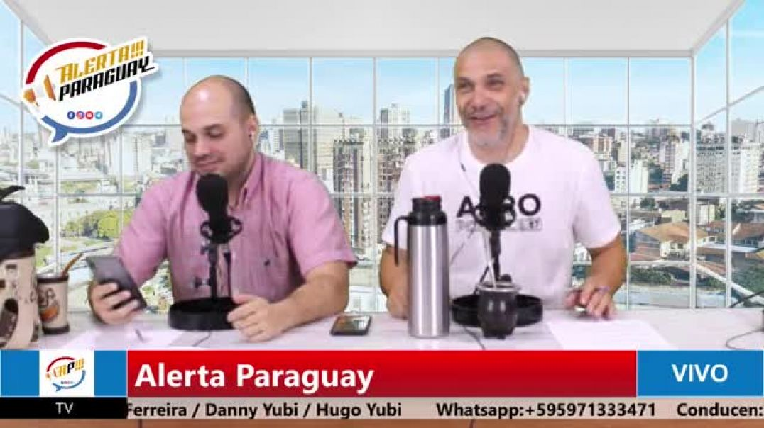 ALERTA PARAGUAY Programa  Nº: 54 (02/03/2021)