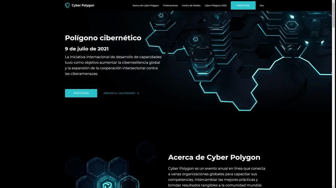 The Cyber Evento