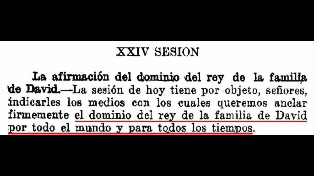 El Gran Sanhedrín (Gobierno Mundial Secreto)