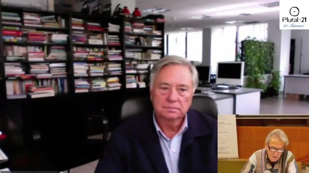 Entrevista al director de la prestigiosa revista D-Salud, José Antonio Campoy