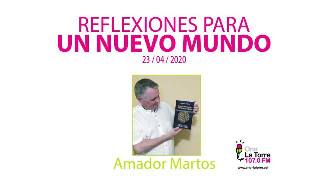 23/04/2020: LA PANDEMIA ES UNA SATÁNICA OBRA DE INGENIERÍA SOCIAL Y MENTAL PARA REDUCIR LA POBLACIÓN