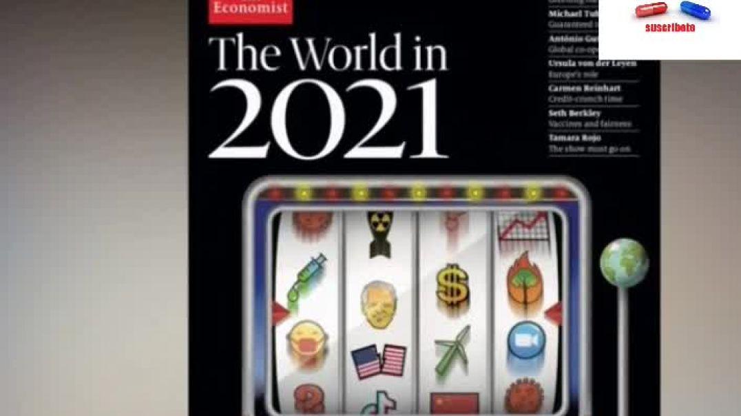 PORTADA THE ECONOMIST 2021. SE ESTA CUMPLIENDO LO QUE INTERPRETÉ.