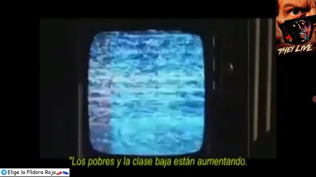 "PELÍCULA ""THEY LIVE"", ORO PURO DEL PRIMADO NEGATIVO."