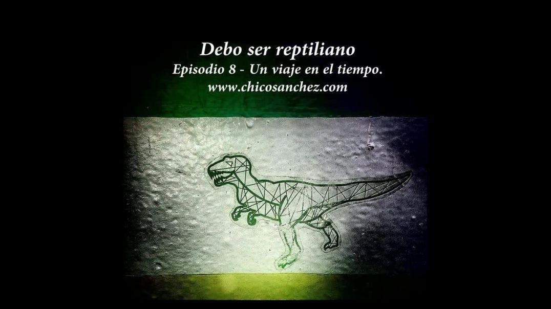 Episodio 9 - Lo confieso Debo ser reptiliano