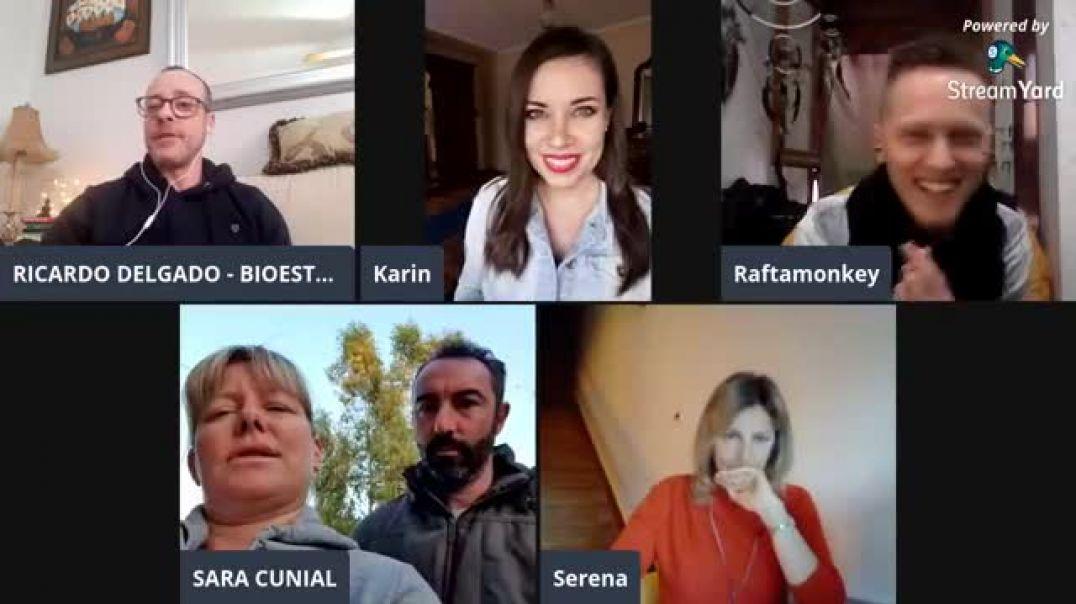 Entrevista a la diputada italiana, Sara Cunial