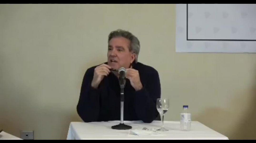 DR. ALEJANDRO SOUSA | DISCURSO COMPLETO