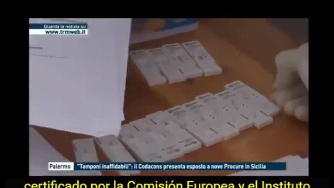 Italia - Revisión de PCRs. No válidos.