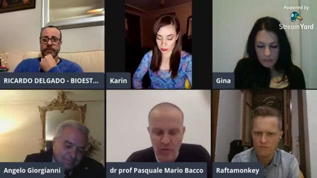 ENTREVISTA AL MAGISTRADO ANGELO GIORGIANI Y AL DR. BACCO | COOPERACIÓN CON ITALIA