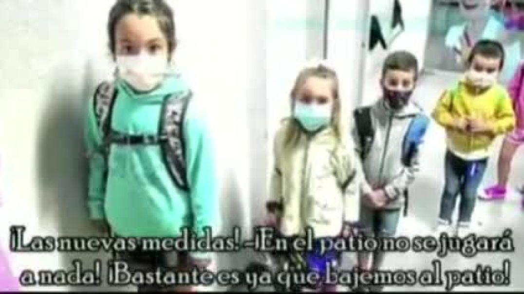 Tortura a los niños (ritual satánico en España)