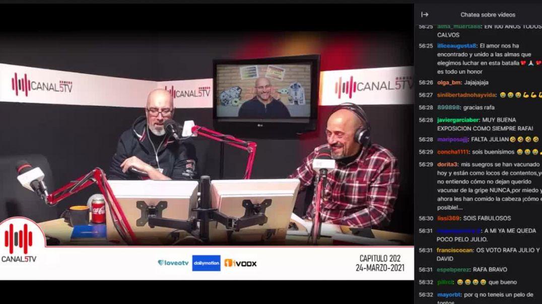24_03_2021 Canal 5 TV Programa 202