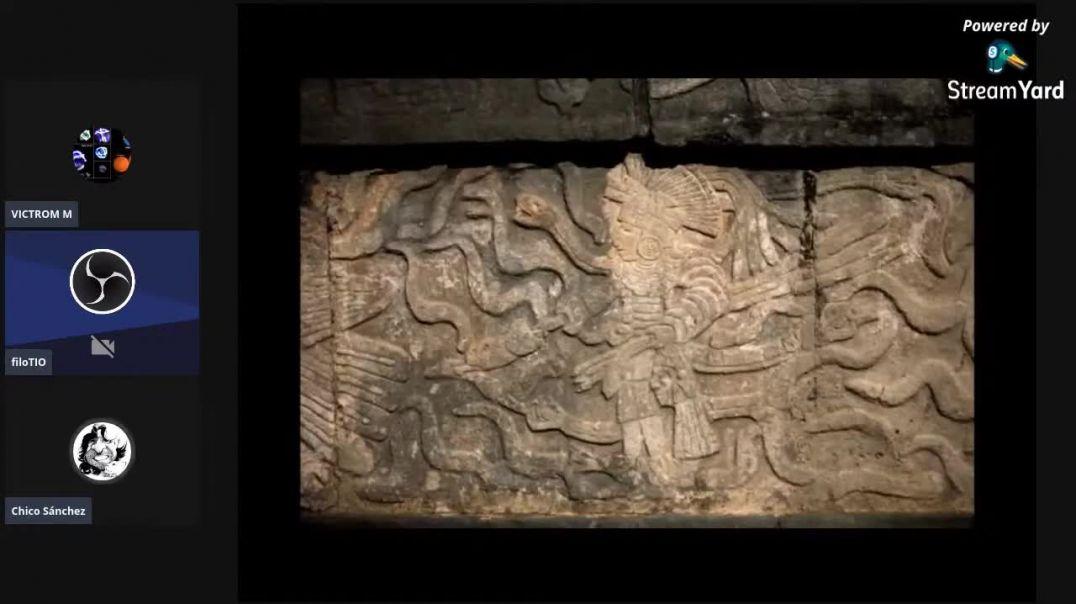 Culturas Prehispánicas - Entrevista de Chico Sánchez con Victrom M